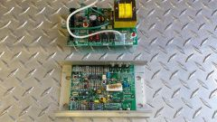 Soft Trac 250 P # 157928 // 163372 Power supply board & motor controller Used Ref. # JG2802