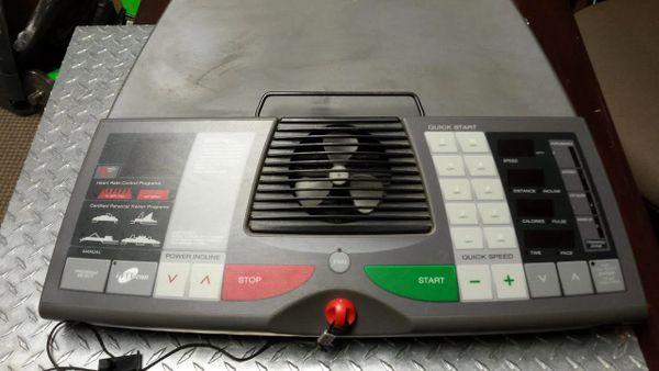 Proform 545S # 215958 Top Console/Circuit Board Used Ref. # JG2830
