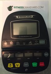 Diamondback 460Rb Console # 22-60-220 - USED BAS924191SM