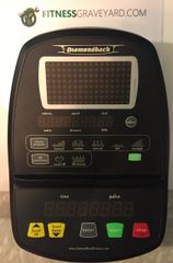Diamondback 800Er Console # 22-80-221 -USED BAS924195SM