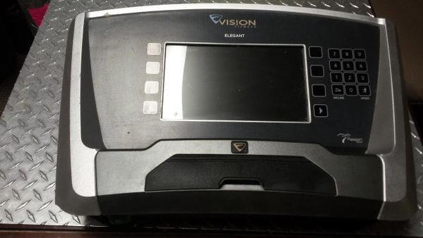 Vision T40/T80 # 1000233536 Elegant Console Complete - USED JG3032