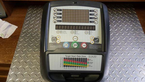Matrix H3X Hybrid # 1000207112 Cycle Console Used Ref. # JG3070 & JG3299