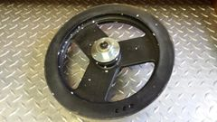 Vision R2200 Recumbent Bike Flywheel oem # 015994-Z Used Ref. # JG3079