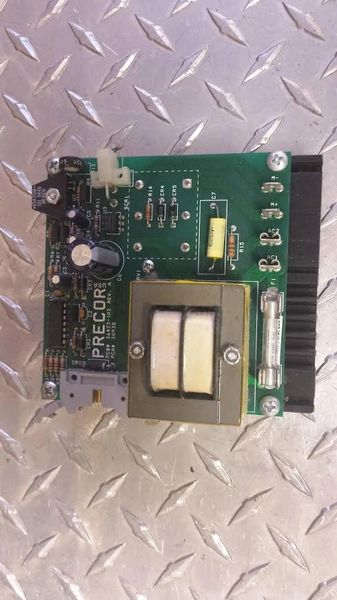Precor 9.1 Treadmill Power Supply Board Used Ref. # JG3017