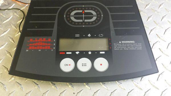 Proform Treadmill Overlay/Circuit Board Ref. # JG3137