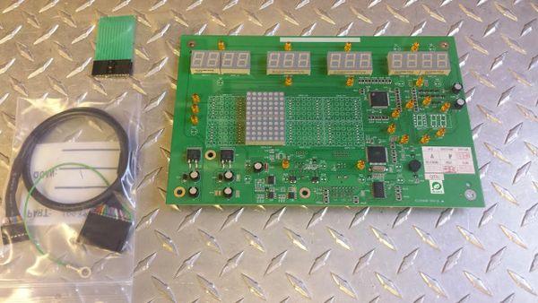 Octane Q37c/Q37ci Elliptical Upper Board oem # 104293-001- Used - Ref. # JG3150
