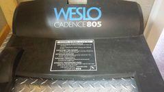 Weslo 805 Treadmill Motor Cover Used Ref. # JG3152