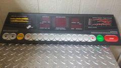 Icon Treadmill Console Overlay/Circuit Board Ref. # JG3155