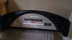 Schwinn 835 (Trimline 2600's/7000's)Treadmill Console Overlay and Upper Board Used Ref. # JG3340