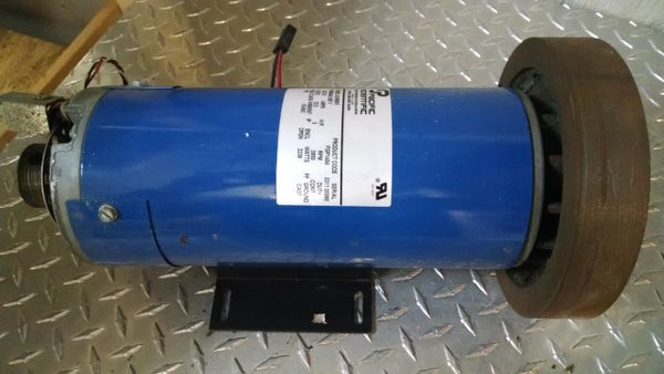 Pacemaster Pro Plus Treadmill (* and other Pacemaster models) Drive Motor Used Ref. # TMH0423211JG