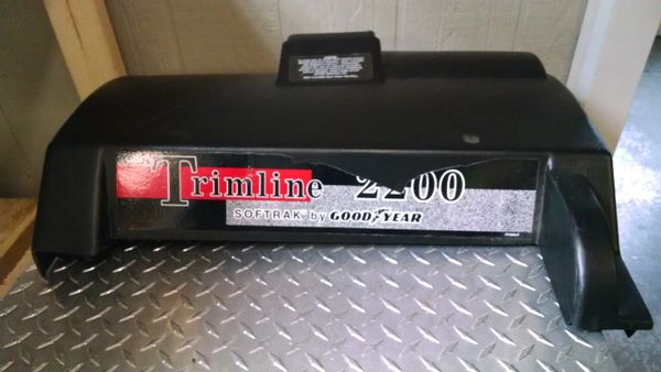 Trimline 2200.1 Treadmill Motor Cover Used Ref. # JG3401