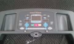 Pacemaster Gold Elite Fold Up Treadmill Console - Used - Ref# STL-930