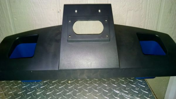 LifeSpan 1200i Treadmill Console Cup Holders Used Ref. # JG3488