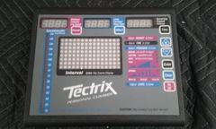 Tectrix Personal Stepper Console - Used - okc-831