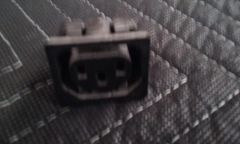 Tectrix Personal Stepper Power Inlet (Innie) - Used - STL-837