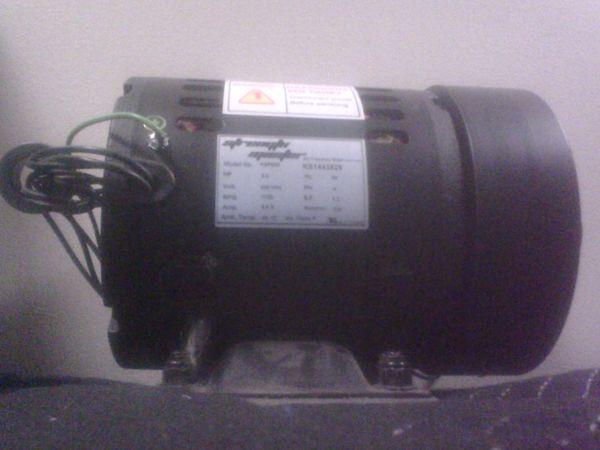 Lifespan Pro 5 Drive Motor # 3MA22001 - USED STL-941