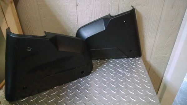 Sole F60 Treadmill Plastic Covers Used Ref. # JG3571