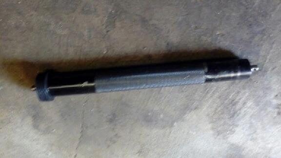 Horizon Elite 5.0T Treadmill Front Roller Used Ref. # hague3