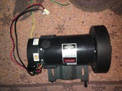 Horizon RST5.6 Treadmill (* and other Horizon models) Drive Motor Used Ref. # labarbera5