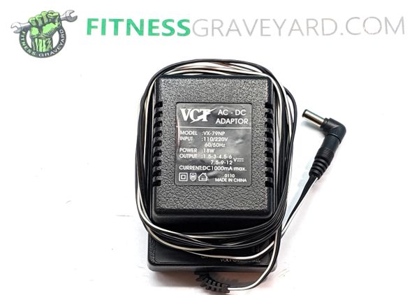 BodyCraft VR500 Power Supply # USED REF# TMH062320-8LS
