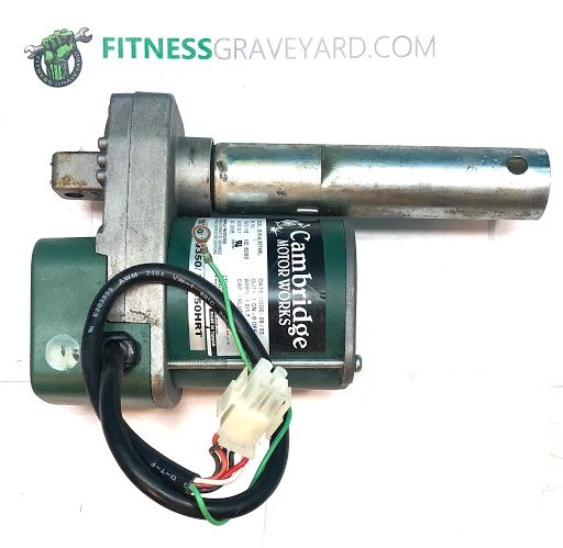 Vision Fitness T9250 Incline Motor # Z92TM43-M02 USED   Fitness Equipment Repair Parts