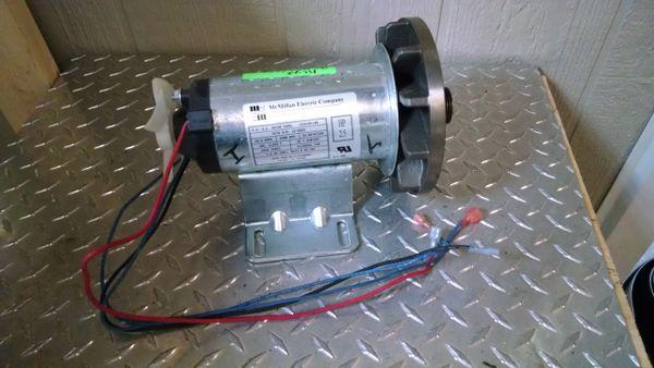 Keys Pro 550 Treadmill Drive Motor Used Ref. # 3898