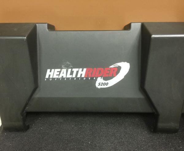 HealthRider S200 Treadmill Hood