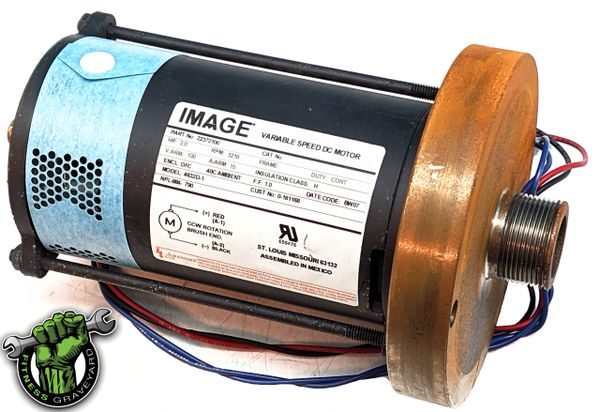 NordicTrack Drive Motor # 162351 USED REF# TMH031121-2LS