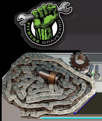 Concept II Chain # 1916 NEW REF# FINC040821-8LS