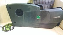 Precor C846 Recumbent Bike (sn #6B,6C,7C,7D) Left/Right Plastic Shrouds Used Ref. # jg4051