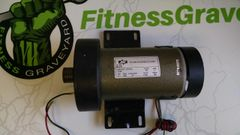 Ion 9.9T Treadmill Drive Motor 2.5HP/RPM 4600 Used Ref. # jg4054