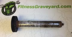 Life Fitness 93T # AK58-00066-0000 Front Roller Assembly - Used REF#TMH1018SH