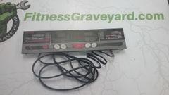 Proform J8li Console w/ Data Cable - Used - REF# STL-2290