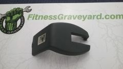 Star Trac Elliptical Edge Front Console Upright Cover - Used - REF# STL-2387