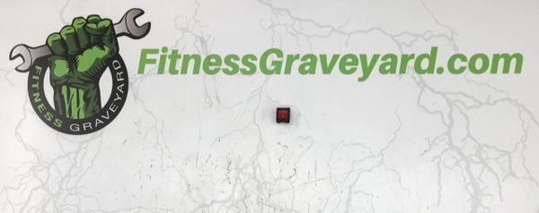 Life Fitness 9000HR Treadmill Power Switch - Used - REF# OKC-1085