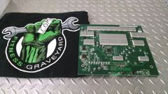 Octane - LX8000 - 2011 Rev. B Elliptical Circuit Board Used ref. # jg4193