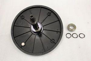JHT Pedal Crank Axle Assy - Used OEM # 015971-Z- REF# OKC-199