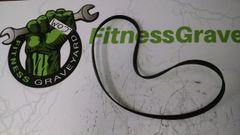 Precor EFX 546/556 Elliptical Drive Belt Used ref. # jg4270
