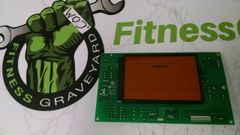 Precor EFX 5.25 Elliptical Display Circuit Board Used part# PPP000000RX31WU000 ref. # jg4280