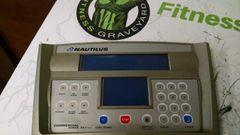 Nautilus T914 Treadmill Console/Circuit Board Used ref. # jg4436