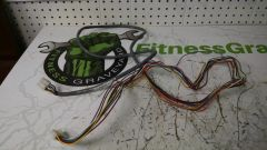Life Fitness 95/97 Bike Elevation Series Wire Harness part # AK67-00106-0000 Used ref. # jg4441