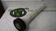 Spirit SR 225 Treadmill Front Roller Used ref. # jg4557