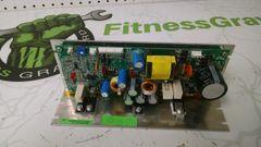 True Strider Elliptical Motor Control Board Used ref. # jg4699
