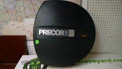 Precor EFX546/EFX556/EFX C524/EFX C534 Left Rear Plastic Cover Used ref. # jg4787