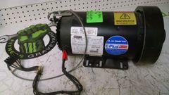 Star Trac 7600 Pro/TR7600/TR1800/Stairmaster Clubtrack 510/612 Treadmill Drive Motor Used ref. # jg4795