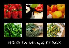 The Herb Pairing Gift Box