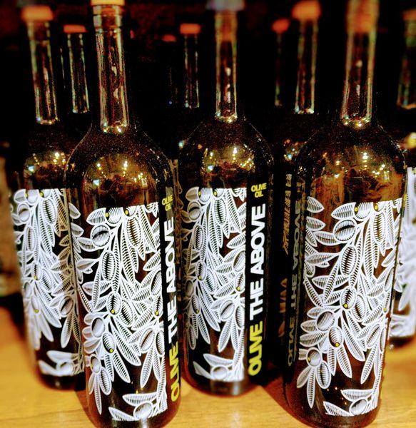Two Large (750 ML) Bottles