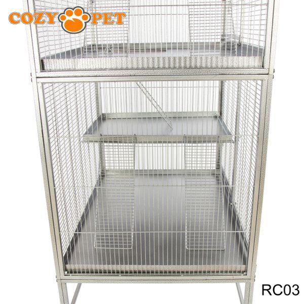 Cozy Pet Rodent Cage suitable for Rat, Chinchilla, Degu, Ferret RC03