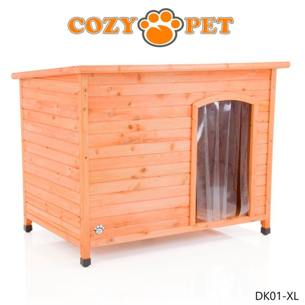 Insulated Dog Kennel Dk01xl Cozy Pet Ltd