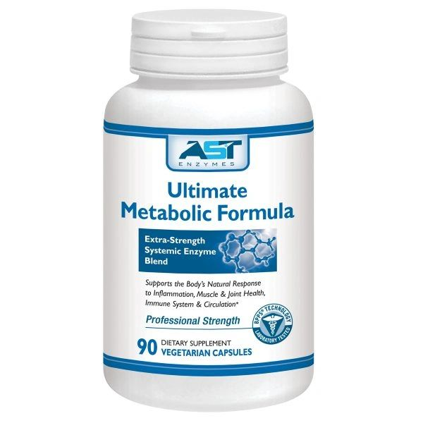 Ultimate Metabolic Formula